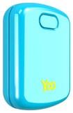 YOO Fitness - YOO2 Bluetooth Fitness Tracker - Blue