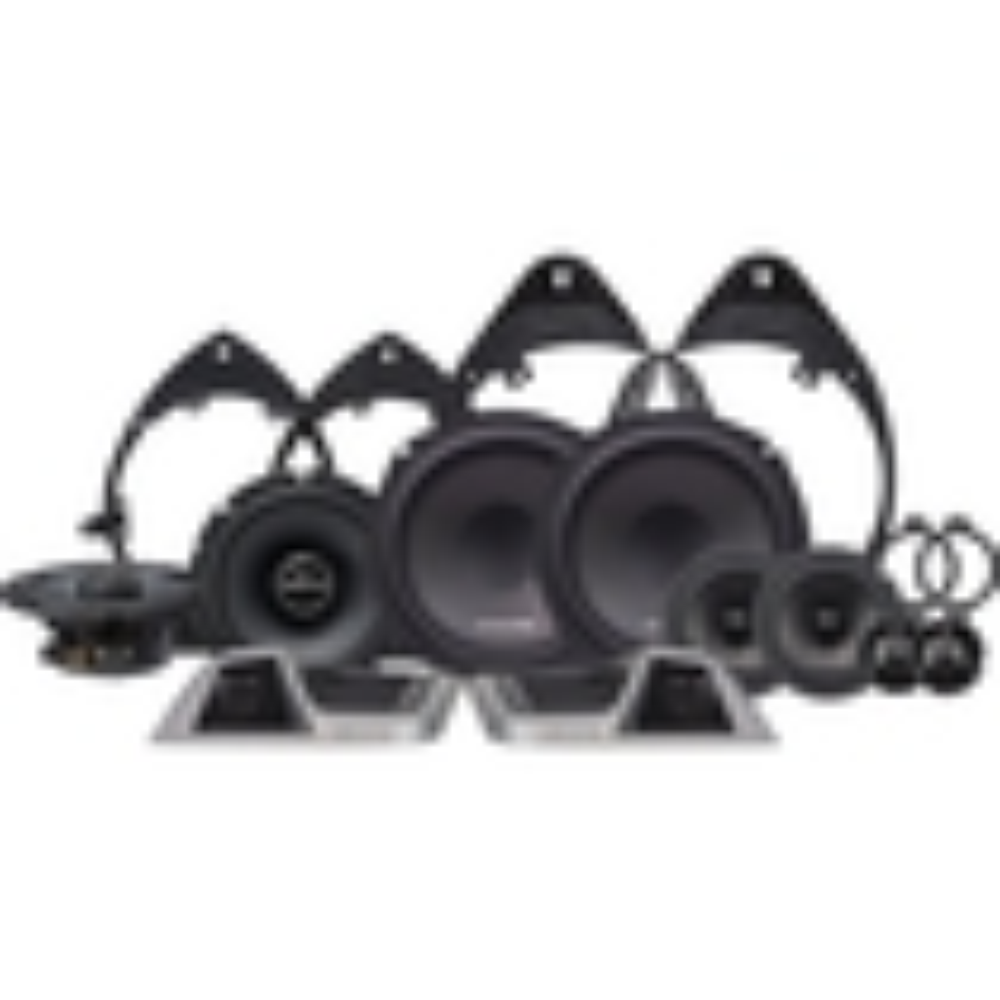 Click here for Alpine - 8 Car Speaker System - Black prices