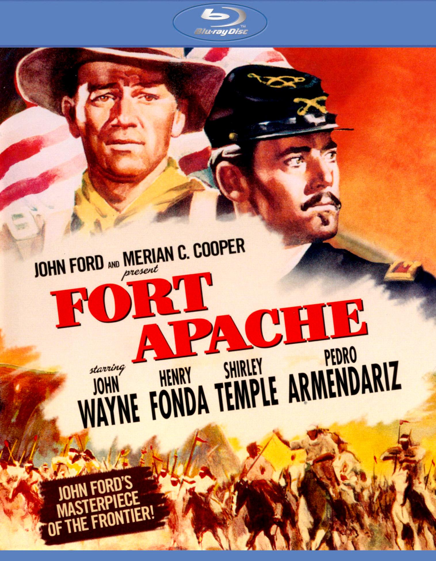 Fort Apache [blu-ray] 4775325