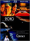 Red Planet/2010/Contact (Blu-ray Disc) (3 Disc) (Enhanced Widescreen for 16x9 TV) (Eng/Fre/Spa)