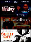 Friday/Menace to Society/Set It Off (Blu-ray Disc) (3 Disc) (Enhanced Widescreen for 16x9 TV) (Eng/Fre/Spa)