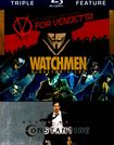 V For Vendetta/watchmen/constantine [3 Discs] [blu-ray] 4775537