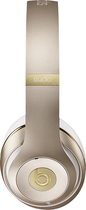 Beats By Dr. Dre - Geek Squad Certified Refurbished Beats Studio Wireless Over-the-ear Headphones - Gold