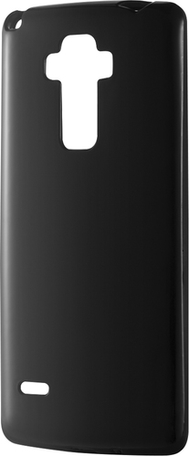 Insignia™ - Soft Shell Case for LG G Stylo Cell Phones - Black