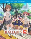 A Certain Scientific Railgun S: Season 2 [blu-ray] [7 Discs] 4780218