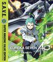 Eureka Seven Ao: S.a.v.e. [blu-ray] [2 Discs] 4780235