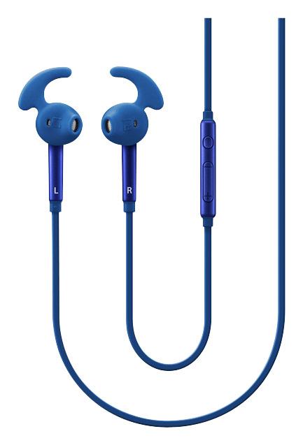 Samsung - Active Earbud Headphones - Blue