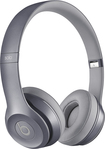 Beats by Dr. Dre - Open Box Excellent Condition - Solo 2 On-Ear Headphones - Stone Gray