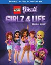 Lego Friends: Girlz 4 Life [blu-ray] [2 Discs] 4782052
