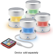 iHome - Home Audio Speaker System - iPod Supported - White