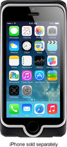 Belkin - Grip-Fit Handband Case for Apple® iPhone® 5 and 5s - Black