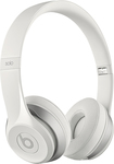 Beats By Dr. Dre - Geek Squad Certified Refurbished Beats Solo 2 On-ear Wireless Headphones - White