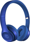 Beats By Dr. Dre - Geek Squad Certified Refurbished Solo 2 On-ear Headphones - Blue Sapphire