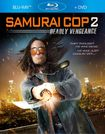Samurai Cop 2: Deadly Vengeance (blu-ray) 4786400
