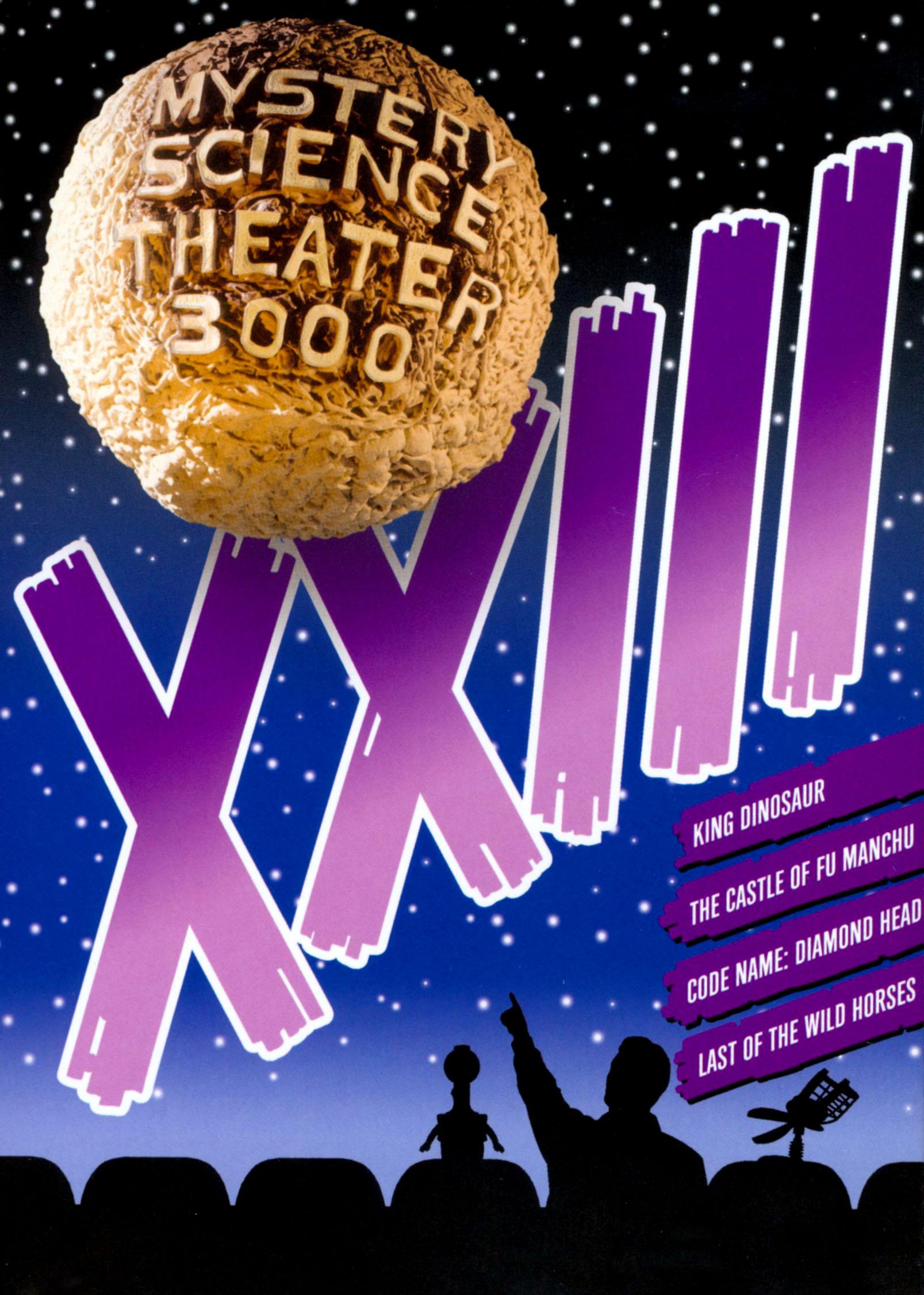 Mystery Science Theater 3000: Xxiii [4 Discs] (dvd) 4790408