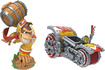 Activision - Skylanders Superchargers Supercharged Combo Pack (turbo Charged Donkey Kong/barrel Blaster) 4792201
