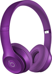Beats By Dr. Dre - Geek Squad Certified Refurbished Solo 2 On-ear Headphones - Imperial Violet