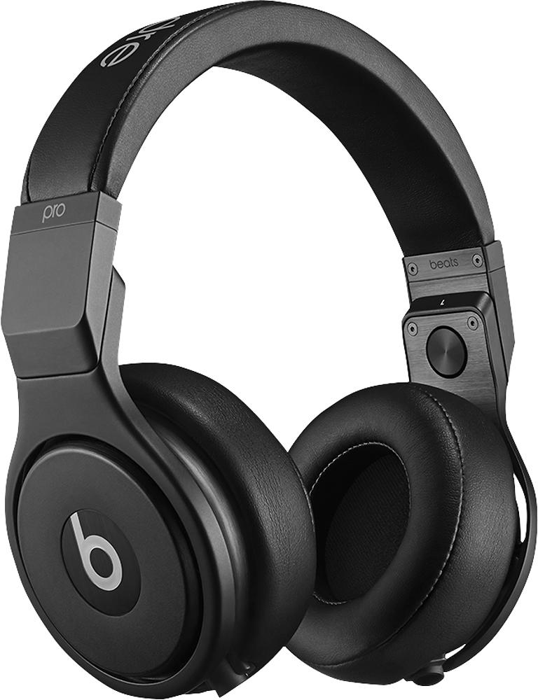 Beats by Dr. Dre - Open Box Excellent Condition - Beats Pro Over-the-Ear Headphones - Infinite Black