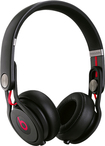 Beats By Dr. Dre - Geek Squad Certified Refurbished Beats Mixr On-ear Headphones - Black