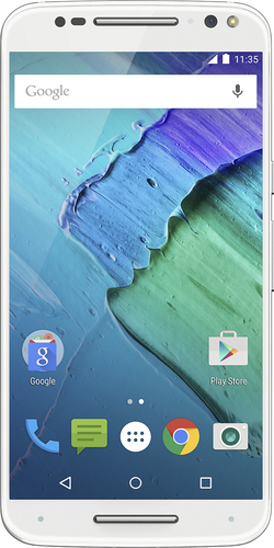 Unlocked Motorola - Moto X Pure 4G with 64GB Memory Cell Phone - Bamboo (Green)