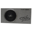 Power Acoustik - 350 W Woofer - Gray