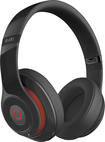 Beats By Dr. Dre - Geek Squad Certified Refurbished Beats Studio Over-the-ear Headphones - Glossy Black