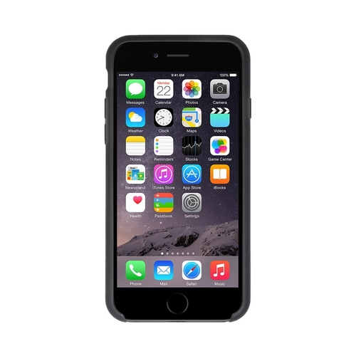 Native Union - Clic 360 Back Cover for Apple iPhone 6 and 6s - Black