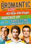 The Bromantic 3-movie Unrated Comedy Collection [3 Discs] (dvd) 4799876