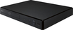 LG - Streaming Blu-ray Player - Black