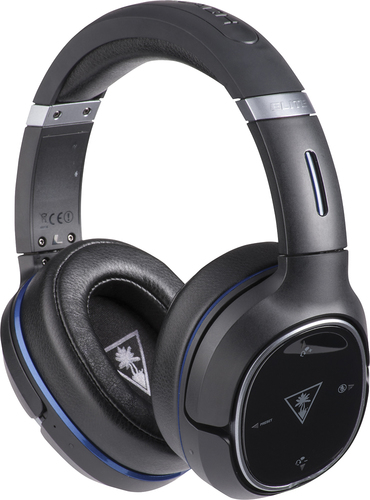 Turtle Beach – Refurbished Elite 800 Wireless Gaming Headset – Black/Blue
