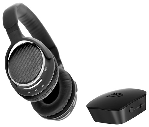 MEE audio - Matrix2 Wireless Headphones - Black