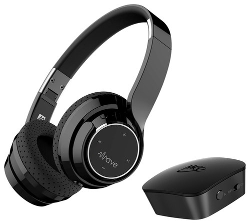 MEE audio - Touch Wireless Headphones - Black