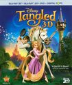 Tangled [4 Discs] [includes Digital Copy] [3d] [blu-ray/dvd] 4802106