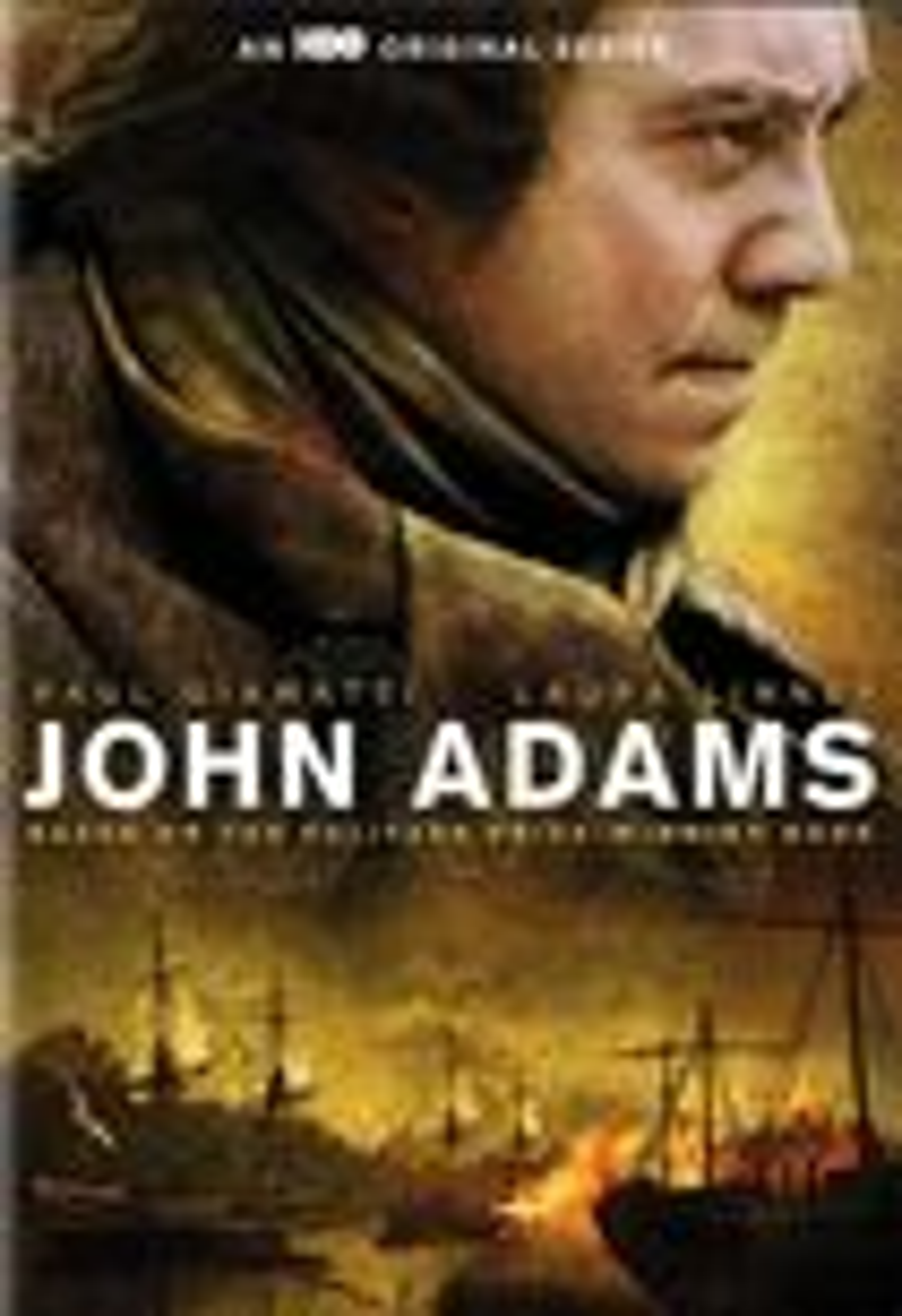 John Adams [3 Discs] (dvd) 4802707
