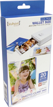 VuPoint - Photo Cube Mini IPWF-P01-VP 2-Pack Refill Cartridges - Multi