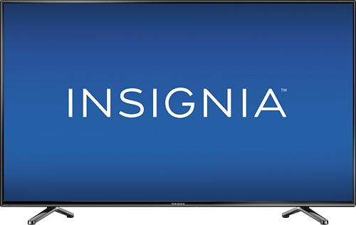 Insignia™ - 55 Class - (54.6 Diag.) - LED - 1080p - HDTV - Black