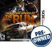 Need For Speed: The Run — PRE-OWNED - Nintendo 3DS