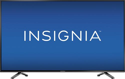 Insignia™ - 48 Class - (47.6 Diag.) - LED - 1080p - HDTV - Black