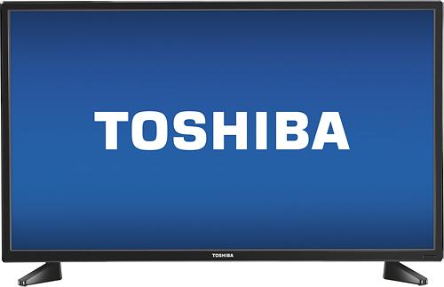 Toshiba - 32 Class (31.5 Diag.) - LED - 720p - HDTV - Black