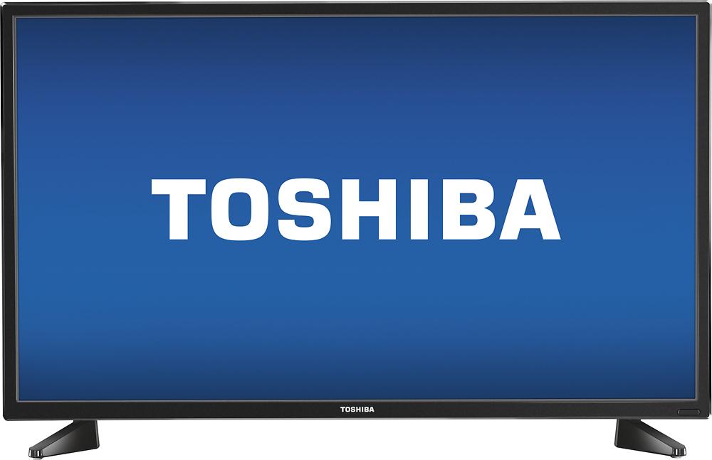 """Toshiba - 32"""" Class (31.5"""" Diag.) - Led - 720p - Hdtv - Black"""