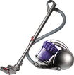 Dyson - DC39 Animal HEPA Bagless Canister Vacuum - Iron/Purple