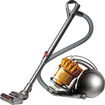 Dyson - DC39 Multi Floor Bagless Canister Vacuum - Iron/Yellow
