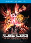 Fullmetal Alchemist: The Sacred Star Of Milos [3 Discs] [blu-ray/dvd] 4810307