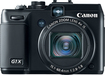 Canon - PowerShot G1 X 14.3-Megapixel Digital Camera - Black