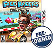 Face Racers: Photo Finish — PRE-OWNED - Nintendo 3DS