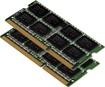 PNY - Optima 2-Pack 4GB PC3-10666 DDR3 SoDIMM Laptop Memory Kit - Multi