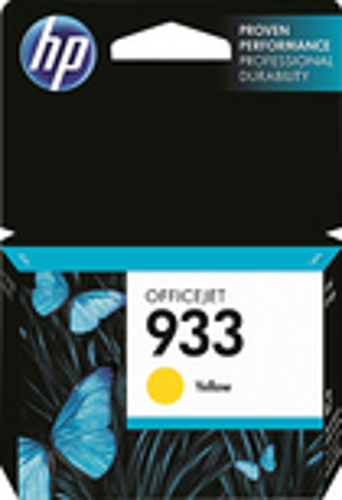 HP - 933 Ink Cartridge - Yellow