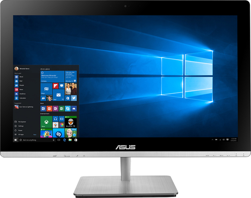 Asus - 23 Touch-Screen All-In-One - Intel Core i5 - 8GB Memory - 1TB Hard Drive - Gray
