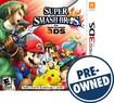 Super Smash Bros. - PRE-OWNED - Nintendo 3DS