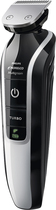 Philips Norelco - Multigroom 5100 All-In-One Face and Head Grooming Kit - Black/Silver